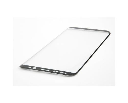 Стекло защитное Samsung Galaxy S8 Full Screen (3D) tempered glass черный