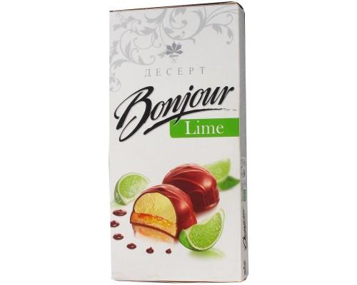 Десерт Bonjour лайм, 232 г
