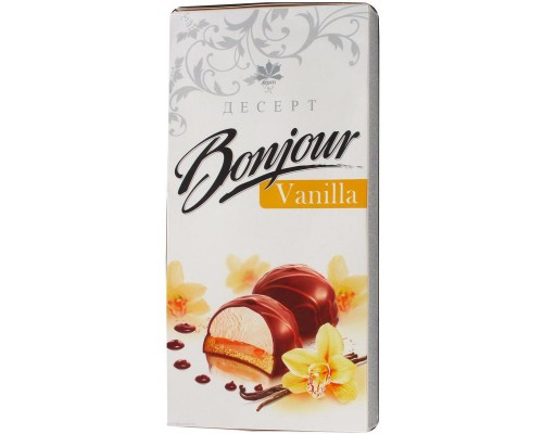 Десерт Bonjour souffle ваниль, 232 г